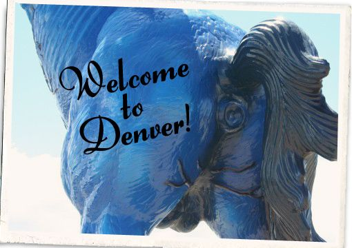 Colorado - Welcome to Denver