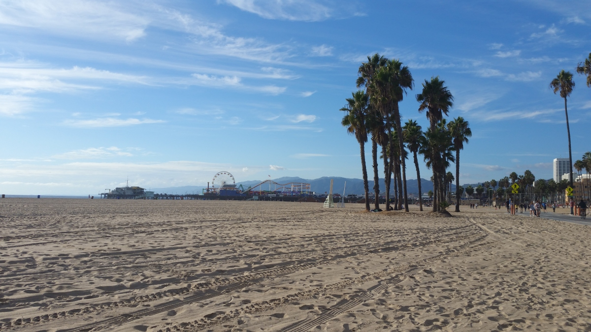 Destinations: Santa Monica