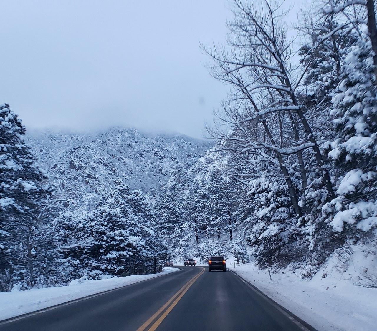 Colorado Road TripActivities