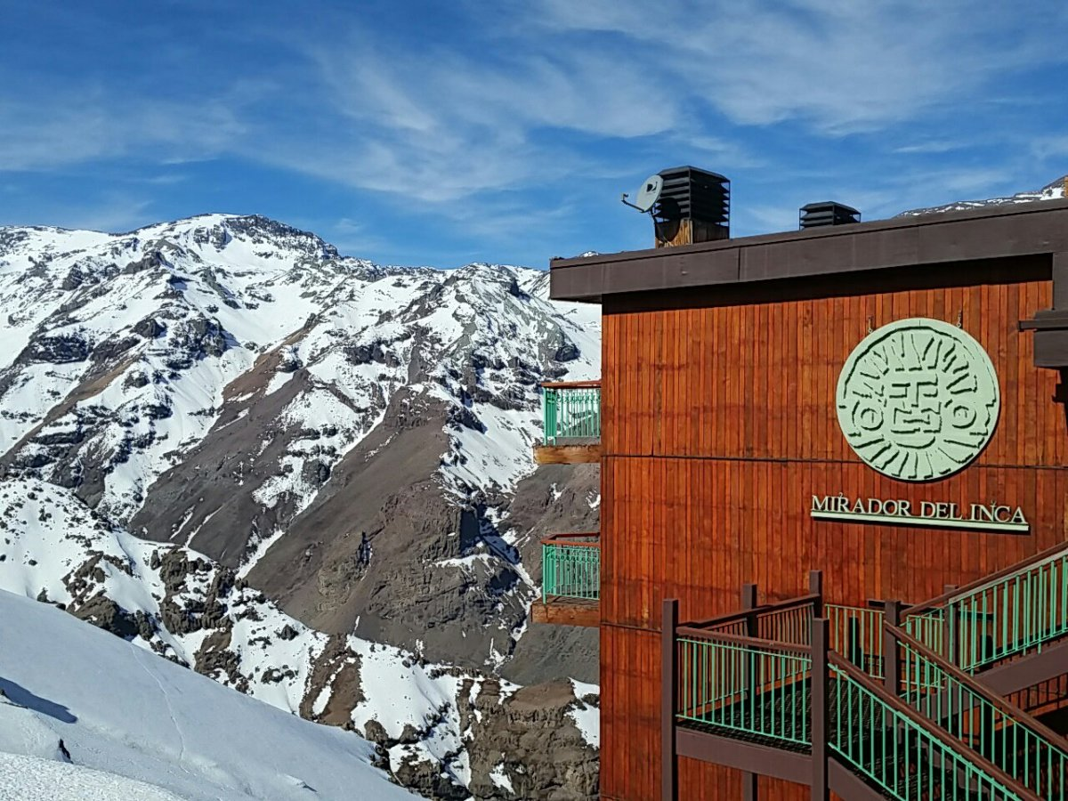 Destinations: Valle Nevado in Chile
