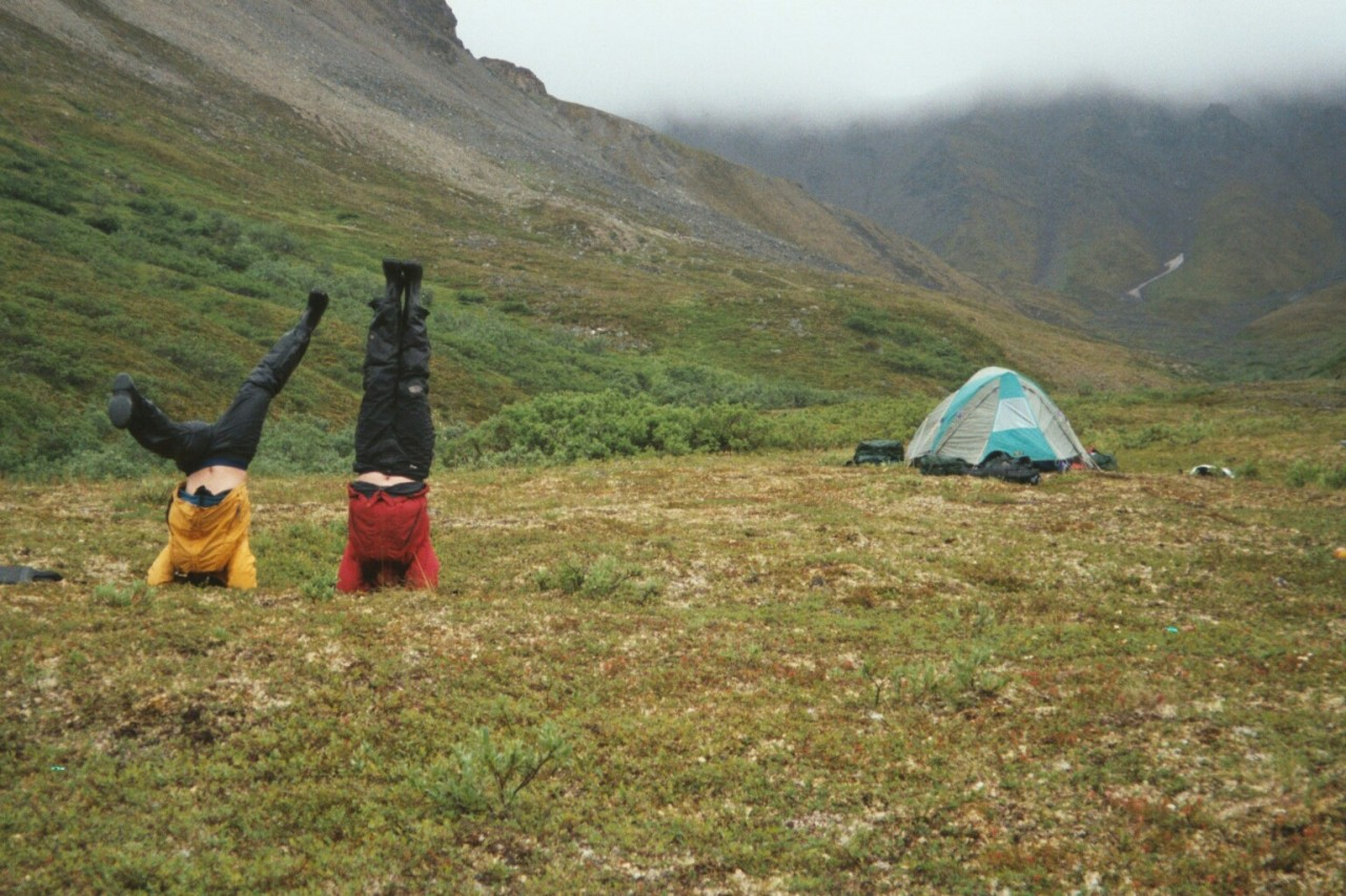 Retrospective: Backpacking in Alaska with NOLS